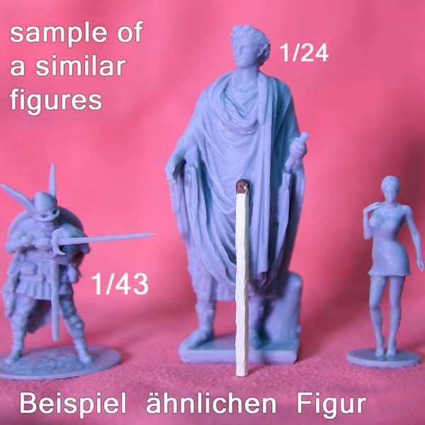 Plastic resin Figure 18+(Z112)