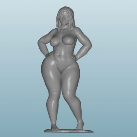 Plastic resin Figure 18+(Z116)
