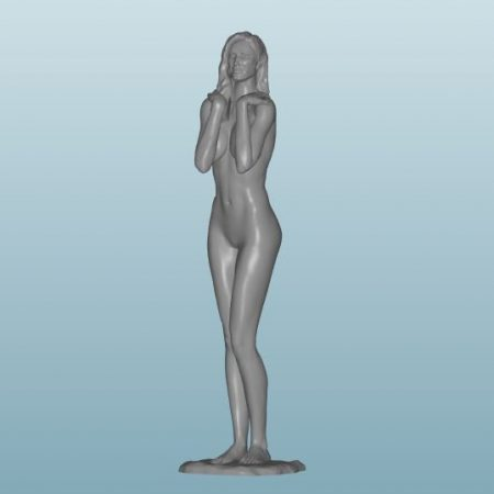 Plastic resin Figure 18+(Z204)