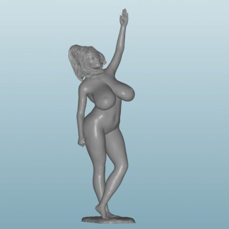 Plastic resin Figure 18+(Z322)
