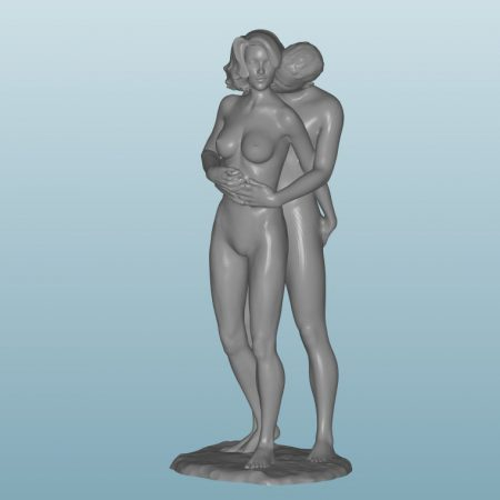 Plastic resin Figure 18+(Z43A)