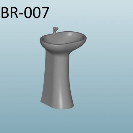 Figure of Accessories (BR007)