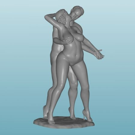 Painted Figure of Sex (D28)