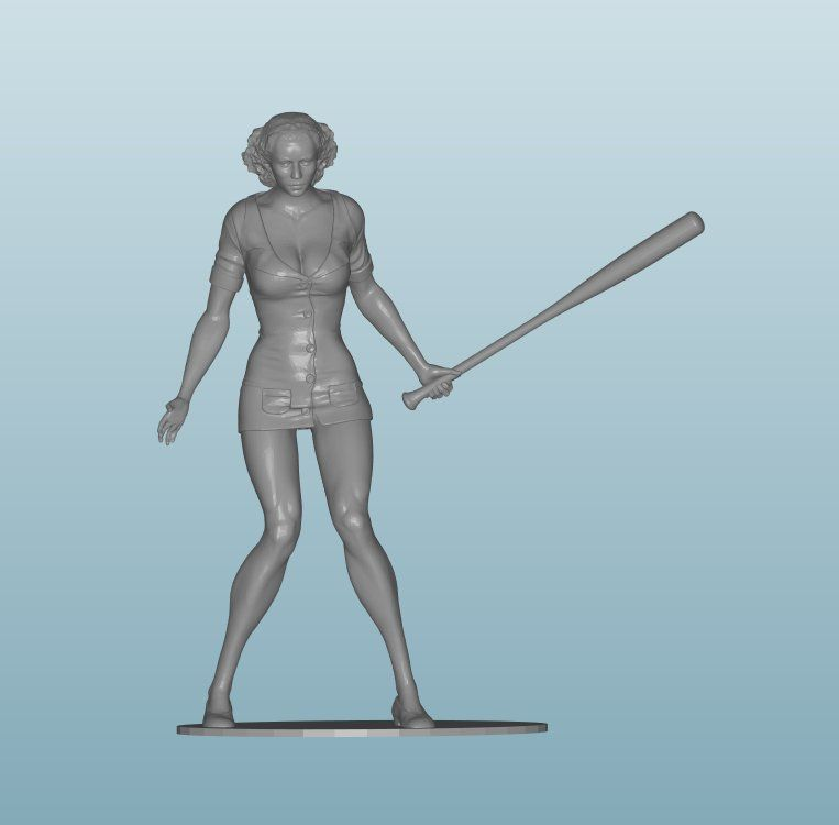 Figure of Woman (Z416)