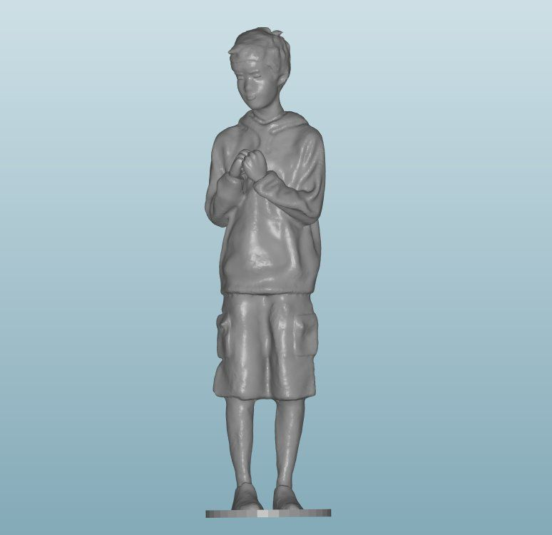 Figure of Child (Z464)