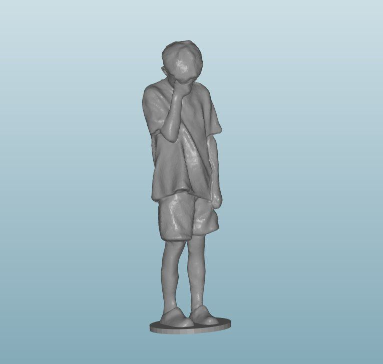 Figure of Child (Z470)