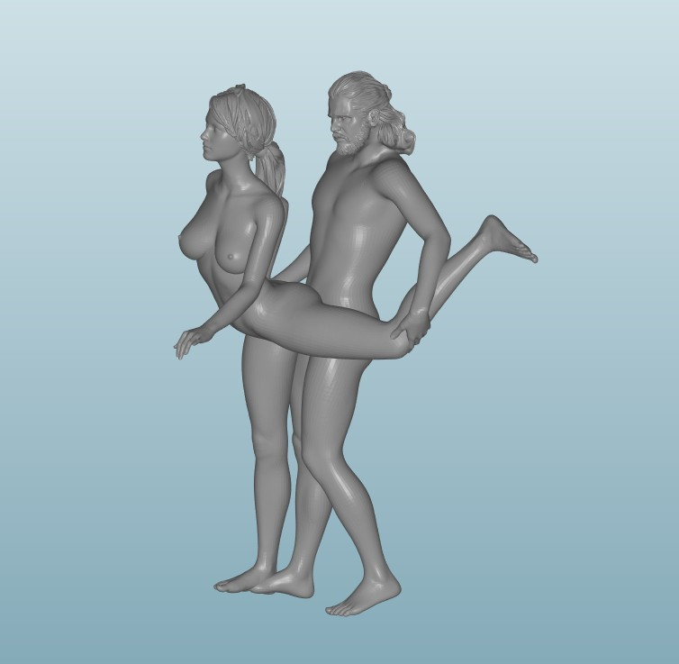 Figure of Sex 18+(Z715A)